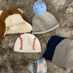 Baby boy winter hats